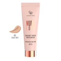 Nude Look Radiant Tinted Moisturiser GR [Golden Rose] - 01 Fair Tint