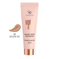 Nude Look Radiant Tinted Moisturiser GR [Golden Rose] - 02 Medium Tint