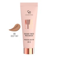 Nude Look Radiant Tinted Moisturiser GR [Golden Rose] - 03 Deep Tint