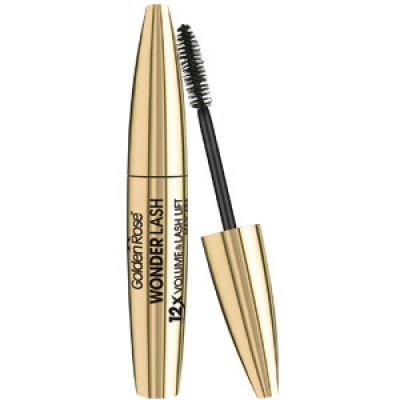 Golden Rose Wonder Lash Mascara 12x Volume & Lash Lift