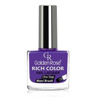 Golden Rose Rich Color Nail Lacquer 107