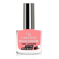 Golden Rose Rich Color Nail Lacquer 64