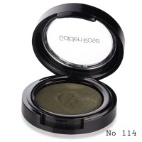Golden Rose ''Σκιά Σκούρο Λαδί'' Silky Touch Pearl Eyeshadow 114