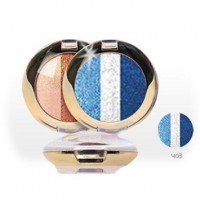 Golden Rose ''Τριπλή Μπλέ Σκιά'' Terracotta Sparkle Trio Eyeshadow 403