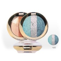 Golden Rose ''Τριπλή Πράσινη Σκιά'' Terracotta Sparkle Trio Eyeshadow 408