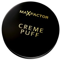 Max Factor Crème Puff Compact Powder - 01 Golden