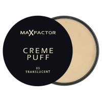 Max Factor Crème Puff Compact Powder - 05 Translucent