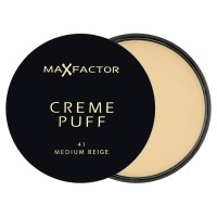 Max Factor Crème Puff Compact Powder - 41 Medium Beige
