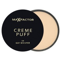 Max Factor Crème Puff Compact Powder - 59 Gay Whisper