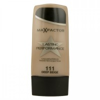 Max Factor Lasting Performance Foundation - 111 Deep Beige