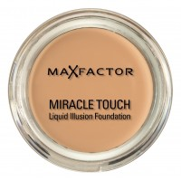 Max Factor Miracle Touch Liquid Illusion Foundation - 60 Sand