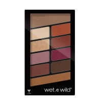 Wet n Wild Color Icon 10 Pan Σκιές Palette - Ε758 Rose In The Air