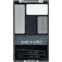 Wet n Wild Color Icon Eyeshadow Palette-E3921 Tunnel Vision