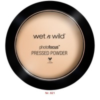 Wet n Wild Pressed Powder Photofocus -E821E