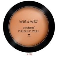 Wet n Wild Pressed Powder Photofocus -E8226CGolden Tan