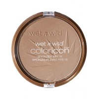 Wet n Wild Color Icon Bronzer SPF 15-E739 Ticket To Brazil